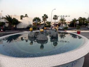 Fontana in Costa del Silencio