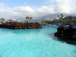 "Piscine ""Lago Martiánez"" di Puerto de la Cruz, Tenerife"