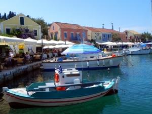 Fiskardo, Cefalonia, Grecia