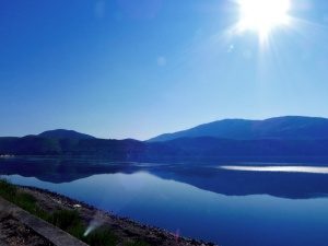 Laguna, penisola di Paliki, Cefalonia