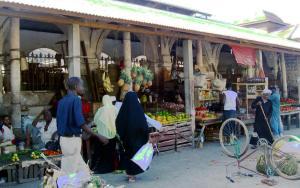 Mercato di Stone Town, Zanzibar