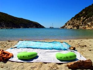 Cala Lunga, Isola di Sant'Antioco. Sardegna