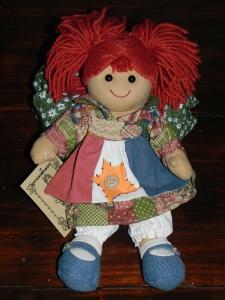 La mia bambola di pezza