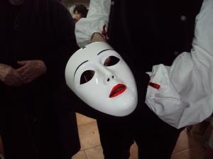 Maschera - Sartiglia 2010