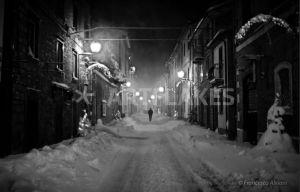 Il camminatore - Immagine reperita nel web