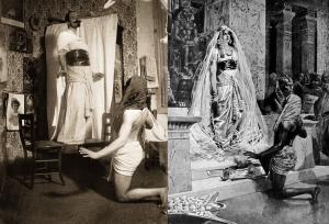 Foto e disegno di Alberto Della Valle – immagine reperita nel web