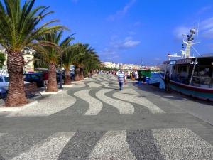Argostoli, il lungomare - Cefalonia