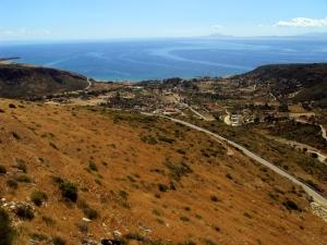 Giro in bici a Cefalonia